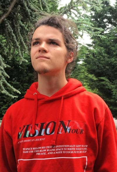 Jacob Roloff, Lost in Thought