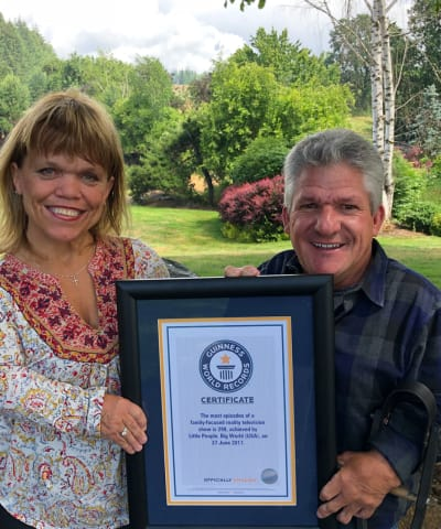Matt Roloff and Amy Roloff Together