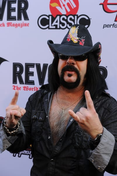 Vinnie Paul in 2011