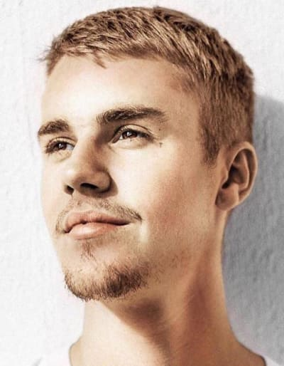 Justin Bieber is Lost in Thought