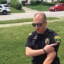 Neighbors call 911 over 12 year old mowing grass 02