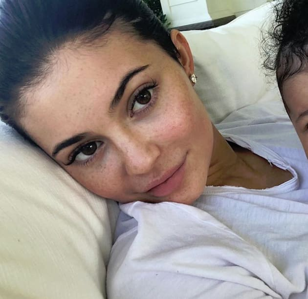 Kylie Jenner is FINALLY Sharing Baby Stormi Pics Again!