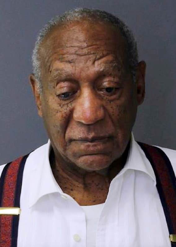 Bill cosby booking pic