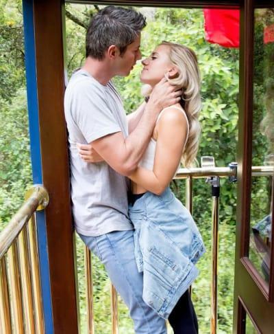 A Kiss for Lauren