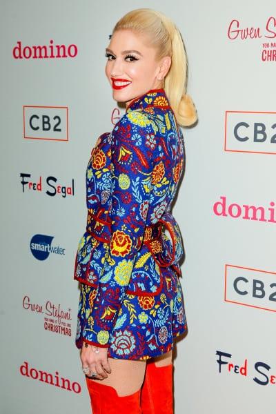 Gwen Stefani Pops