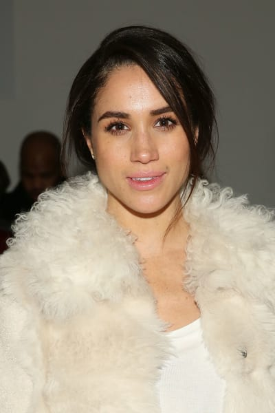 Meghan Markle Red Carpet Image