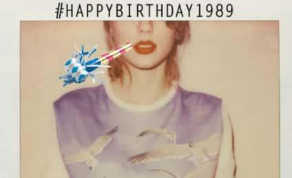 Taylor Swift Album Anniversary: A Celebration in GIFs!