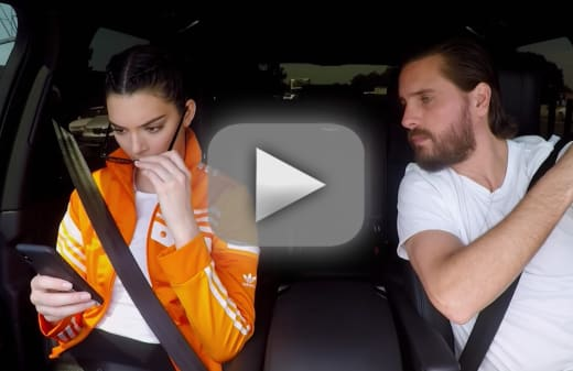 Keeping up with the kardashians clip the tristan truth comes out