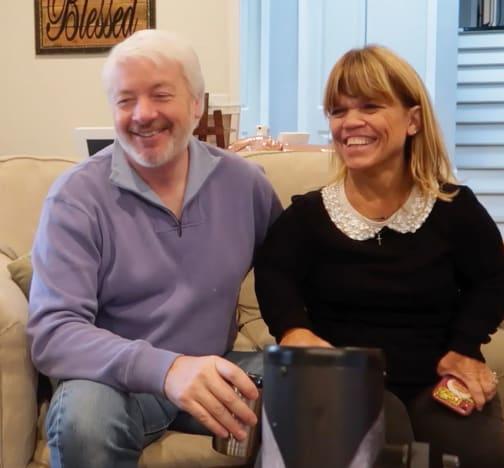 Amy Roloff and Chris Marek on LPBW