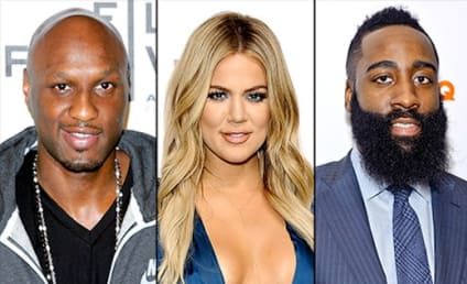 Khloe Kardashian Pregnant; Lamar Odom LIVID That James Harden is the Father?!
