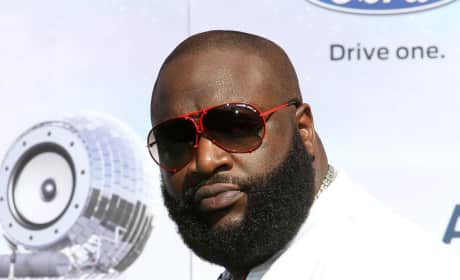 Was the Rick Ross drive-by a hoax?