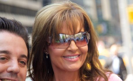 Sarah Palin in New York