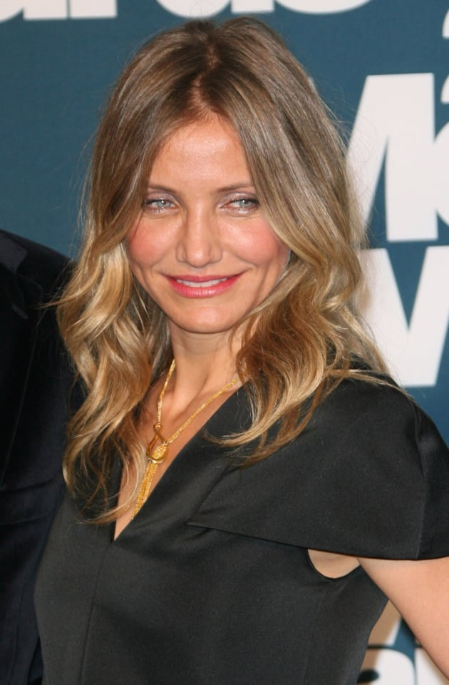 Cameron Diaz Engaged To Benji Madden The Hollywood Gossip