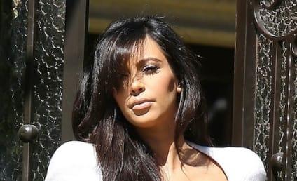 Kim Kardashian Fashion Face-Off: Black vs. White