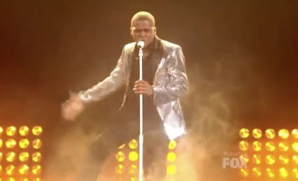 Marcus Canty X Factor Performance: Ma. Gic.