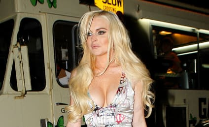 Lindsay Lohan is Wanted ... in Court!
