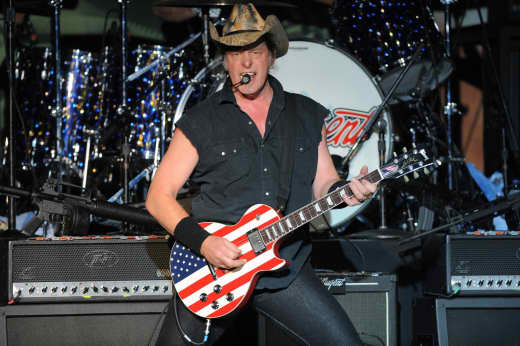 Ted Nugent in Concert