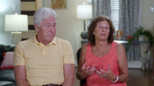 Brandon Gibbs mom Betty explains yes, she's really that pushy