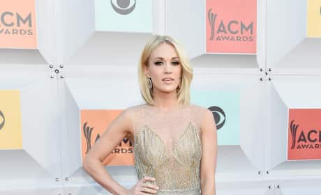 Carrie Underwood: 51st Academy of Country Music Awards