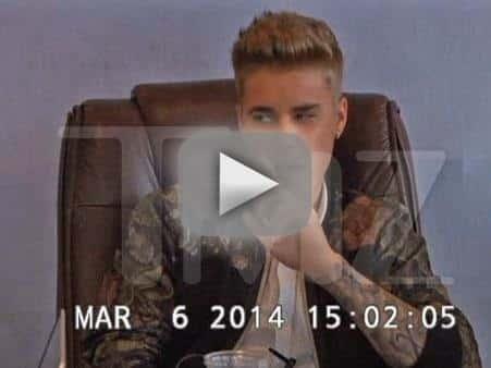 Justin Bieber Deposition Footage, Part 2