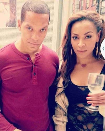 Peter Gunz and Amina Buddafly Image