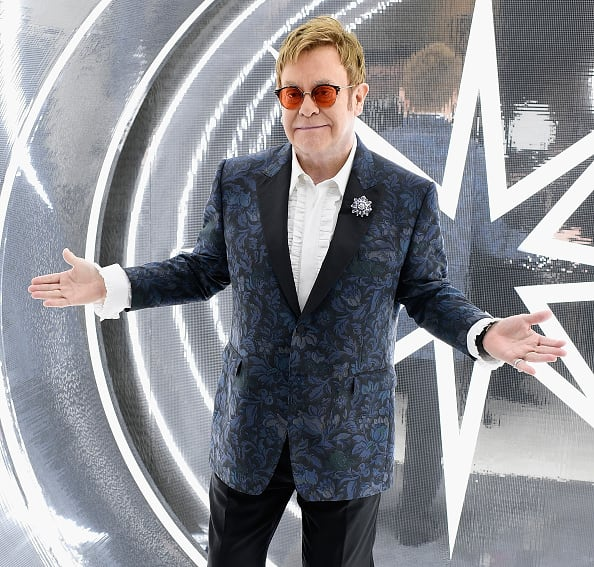 Elton John: Recovering From Potentially Deadly Infection