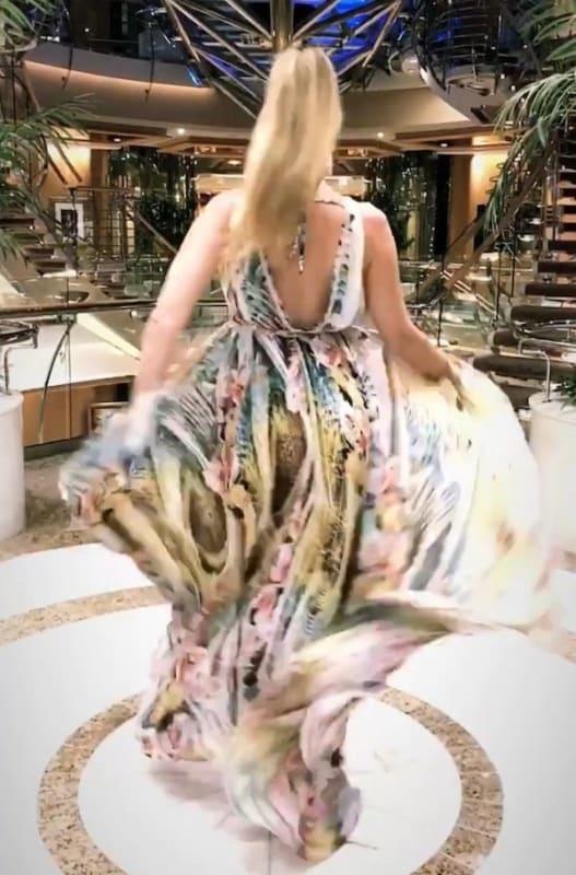 Jonathan rivera new girlfriend glimpse in a dress