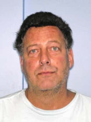 Gary Giordano Mug Shot