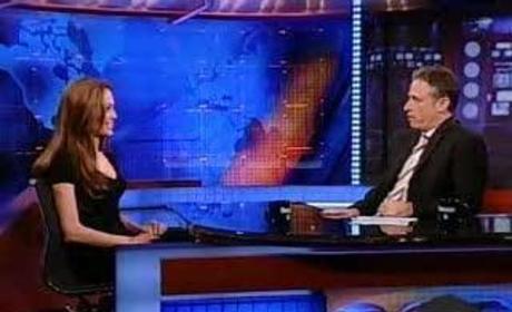 Angelina Jolie Interview