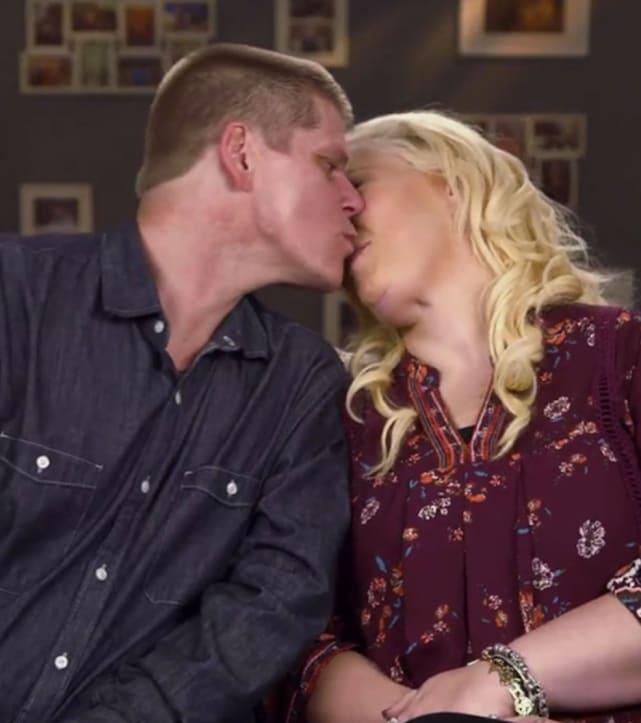 June kises geno