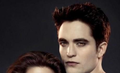 Rob Pattinson and Kristen Stewart