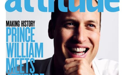 Prince William Makes History As First Royal To Cover Gay Magazine