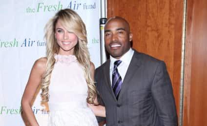 Tiki Barber and Traci Lynn Johnson: Married!