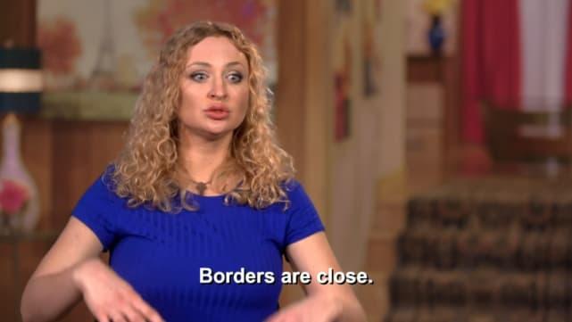 Natalie mordovtseva borders are close
