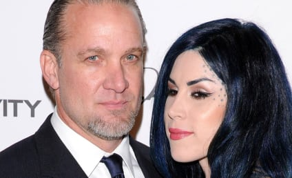 Kat Von D and Jesse James: Still Together, Planning Summer Wedding