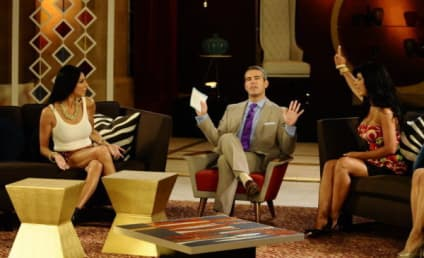 The Real Housewives of New Jersey Reunion Rundown: Teresa Attacks!