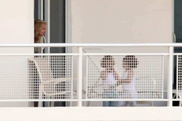 Britney, Sean and Jayden
