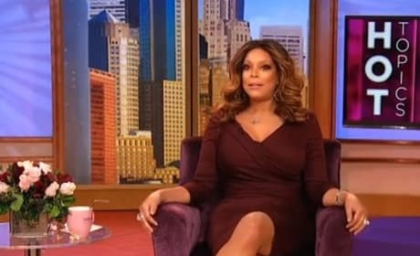 Wendy Williams on Christina Aguilera: Hotter Than Gwen Stefani, But Still Too Big!