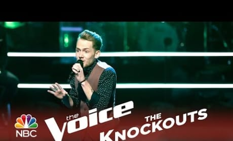 Taylor Phelan - Rather Be (The Voice Knockouts)
