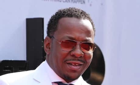 Bobby Brown at BET Awards
