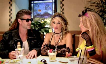 The Real Housewives of Orange County Recap: Stand By Your Man (Even If He's a Deadbeat)