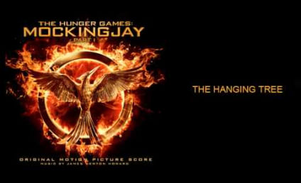 """Jennifer Lawrence Lands on Billboard Hot 100 with """"The Hanging Tree"""""""