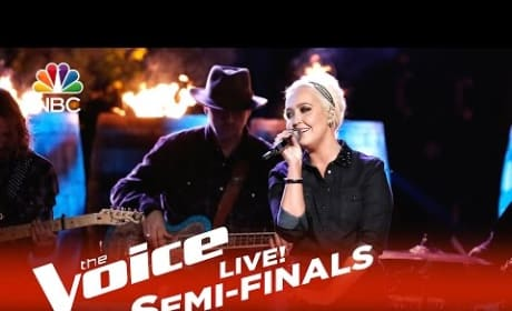 Meghan Linsey - Tennessee Whiskey (The Voice)