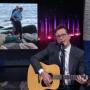 Stephen Colbert Sings