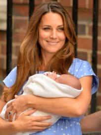 Kate Middleton, Light Hair