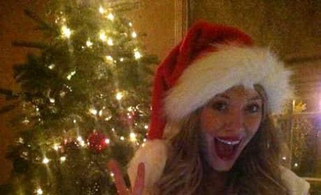 Hilary Duff Pregnant Photo