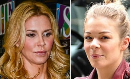 Brandi Glanville: Pissed at Leann Rimes For Excluding Her From Son's Birthday Party