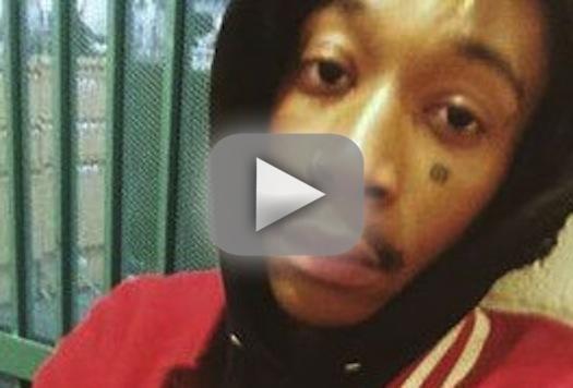 Wiz Khalifa Jail Selfie Prompts Police Investigation: