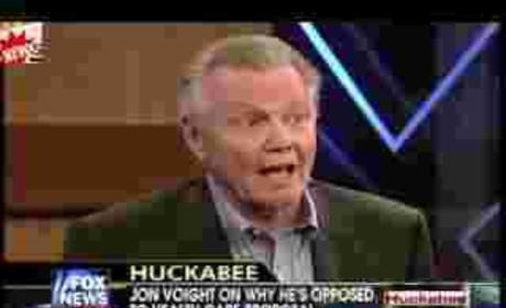 Jon Voight on Huckabee