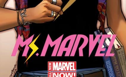 Ms. Marvel: Superhero Reinvented as Kamala Khan, Muslim Teen!